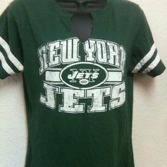 fd2836ecd NFL Team Apparel Tops | Nfl New York Jets Womens Top | Poshmark